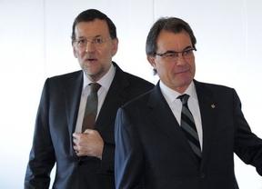 Rajoy no ve ninguna posibilidad de llegar a 'un entendimiento' con Artur Mas