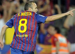 Iniesta será el mejor pagado en el Barça después de Messi