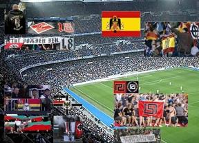 El Real Madrid prohíbe la simbología 'ultra' en el Bernabéu