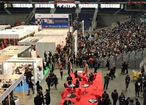 Más de15.000 emprendedores acudirán al Salón MiEmpresa que celebrará su V edición los días 18 y 19 de febrero
