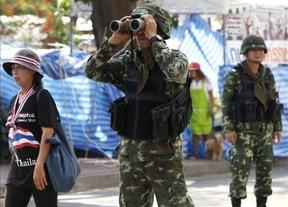 Golpe de Estado en Tailandia: el ejército asume el control del país para 'restaurar el orden'