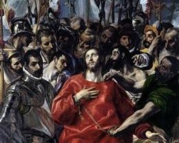 El Prado anuncia una intervención sobre 'El expolio' de El Greco