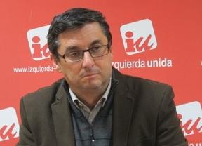 Centella será el hombre de Lara (IU) en la negociación con Griñán