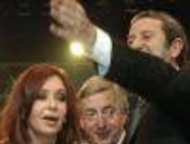 Cristina Fernández llamó a reconstruir un sistema de representación política