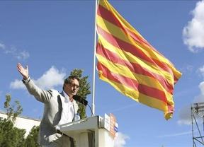El Congreso rechaza categóricamente por primera vez el proceso secesionista de Artur Mas