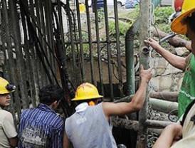 """Rescatistas llegaron al """"punto crítico"""" de la mina; hay esperanza de que mineros estén vivos"""