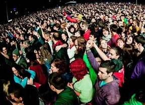 El festival rockero 'En Vivo' batió récord de asistencia con más de 45.000 espectadores
