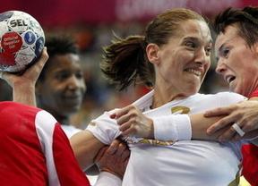 Nuestras chicas siguen conquistando Londres: las del balonmano también se meten en semifinales
