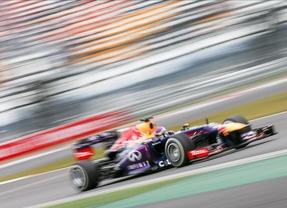 Vettel más líder tras ganar en Corea, donde Alonso fue sexto
