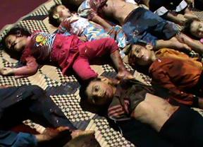 Una nueva matanza del ejército sirio causa cerca de cien víctimas, muchos de ellos niños