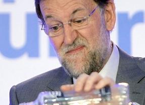 Rajoy, culpable nada menos que de la caída del Dow Jones