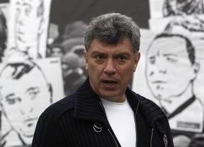 Matan a tiros al líder opositor ruso Boris Nemtsov, muy crítico con el Gobierno