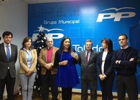 El PP de Toledo vería como 'una bendición' que García-Page dejara la Alcaldía un año antes