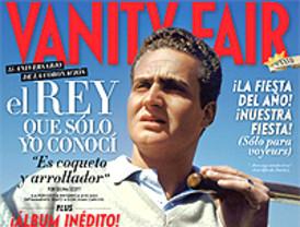Vanity Fair recupera la entrevista que Don Juan Carlos dio a Selina Scott