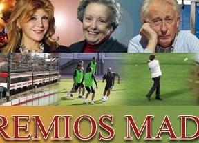 Carmen Cervera, Albert Boadella y María Galiana serán los protagonistas de los IX Premios Madrid