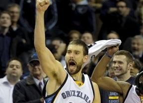 Marc, en la antesala de su nombramiento para el Partido de las Estrellas, lleva sus Grizzlies al liderato