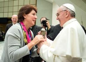 El Papa Francisco se 'estrena' con su primer Angelus