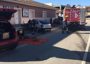 Fallece un hombre tras empotrarse contra un hostal en Belinchón (Cuenca)