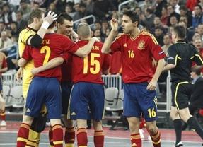 Nuestra Roja con más títulos, cerca de otro: golea a Italia y se mete en la final del Mundial de fútbol sala