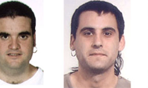 Los tres etarras detenidos llevaban material para fabricar explosivos