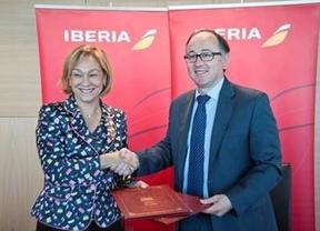 Iberia promocionará el turismo madrileño entre sus pasajeros