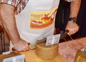 Arranca la II Feria Nacional del Queso en Manzanares