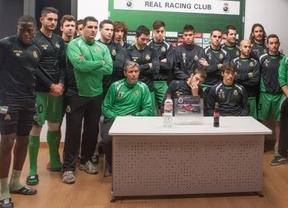 Copa: los futbolistas del Racing insisten en no jugar hoy contra la Real si no dimite el presidente del club