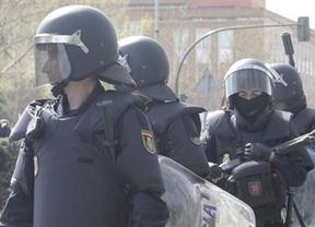 Despliegue policial para el 9-N: 450 antidisturbios el domingo y 650 el lunes