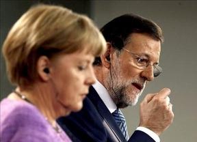 El 'feo' de Merkel a España: dará un trato de favor a la banca irlandesa, pero no a la nuestra