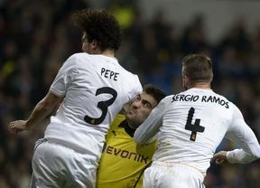 Champions: un Madrid imperial aplasta a un Borussia inerme y acaricia las semifinales de 'su décima' (3-0)