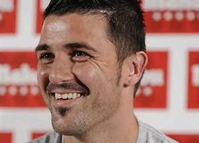 Baby boom en el Barça: David Villa también ha sido papá