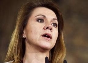 Cospedal amplía su querella contra Luis Bárcenas por 'nueva calumnia'