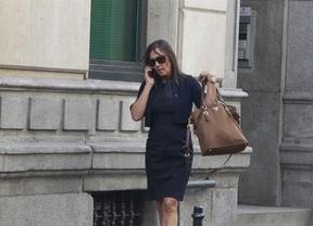 La mujer de Pujol Ferrusola se niega a declarar sobre la existencia de cuentas en Andorra
