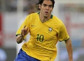 La 'resurrección' de Kaká no se queda sólo en el Madrid: Brasil vuelve a convocarle casi año y medio después