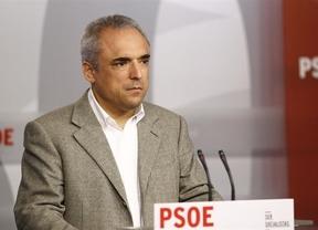 Simancas 'reprende' a Valcarce y recuerda que el proceso de elección de candidato