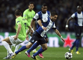 El Euromálaga no da la talla pero sale vivo de Oporto con un resultado remontable (1-0)