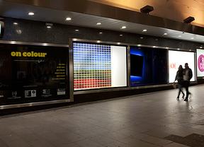El Corte Inglés de Preciados inaugura la exposición 'On Colour' como preludio de Arco