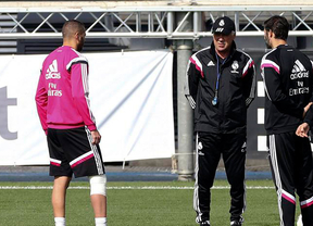 Benzema no viajó a Turín y se queda en Madrid para reaparecer a tope ante el Valencia