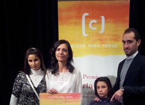El Colegio La Paz de Albacete recibe un premio nacional