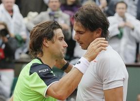 Nadal y Ferrer se estrenan en Abu Dhabi