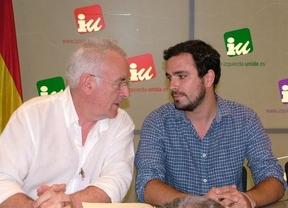 Lara propone primarias abiertas de simpatizantes para IU y refuerza al joven Alberto Garzón para acercarse a 'Podemos'