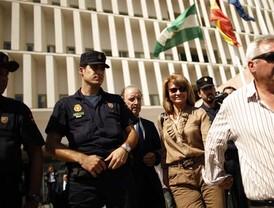 La defensa de García Marcos pide anular el registro de su domicilio