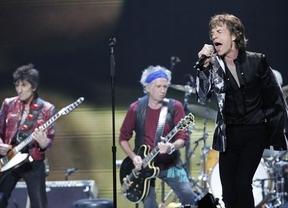 Los Rolling Stones vuelven a la carretera tras el suicidio de la pareja de Jagger