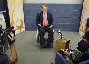 Paco Vañó, diputado parapléjico por accidente de tráfico propone subir el límite de velocidad en las autopistas