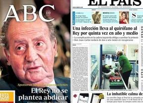 Resumen de prensa: el Rey, elecciones alemanas, Código Penal...