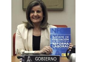 Fátima Báñez y su 'viva Cartagena' por el empleo español