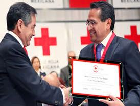 La Cruz Roja Mexicana se ha ganado por derecho propio, respeto y gratitud social