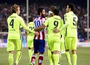 Copa: el Barça,que ya es la nueva bestia negra de un Atlético pésimo en defensa, apuntilla a los rojiblancos (2-3)