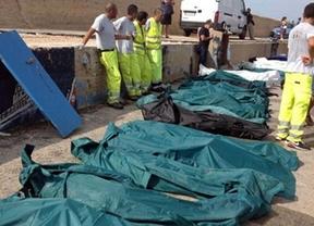 Unos 400 inmigrantes habrían muerto por el naufragio de una embarcación en el Mediterráneo