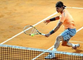 Nadal barre a Granollers (1-6, 1-6) con soltura y se cita con Berdych en cuartos de final